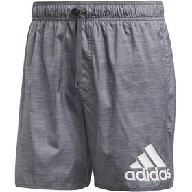 talla 40 8e3a3 0a82b adidas Badge of Sport Melange SL Pantalones Cortos Hombre, grey six